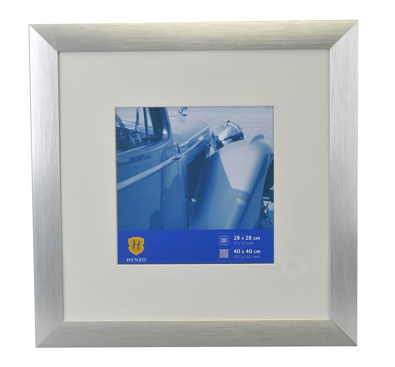 Amazon.de: Henzo 8065715 Luzern 40x40 Frame Bilderrahmen, Metall ...