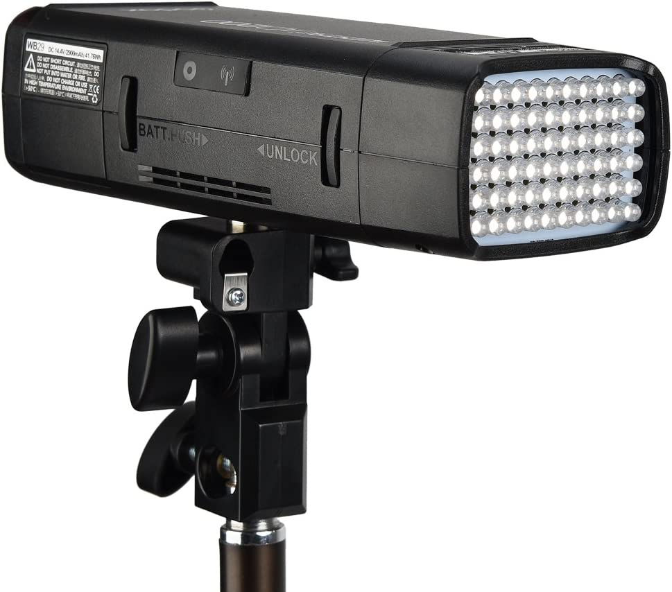 Godox Ad L Led Licht Kopf Dedicated Für Ad200 Portable Kamera
