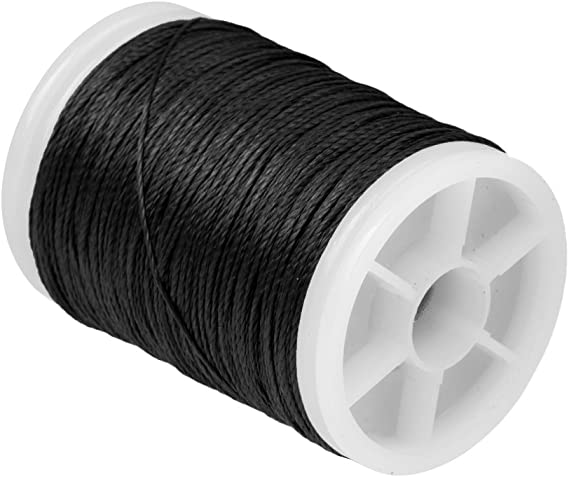 B Baosity Archery Bow String Serving Thread Wear-Resistant Material for Protect Bowstring and Tie Peep Nock