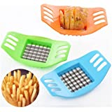 MAXGOODS Popular French Fry Potato Chip Cut Cutter Vegetable Fruit Slicer Chopper