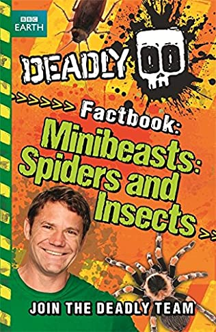 book cover of Minibeasts, Spiders and Insects