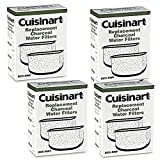Cuisinart DCC-RWFTriple Pack Charcoal Water Filters in Cuisinart DCC-RWF Retail Box by Driscolly