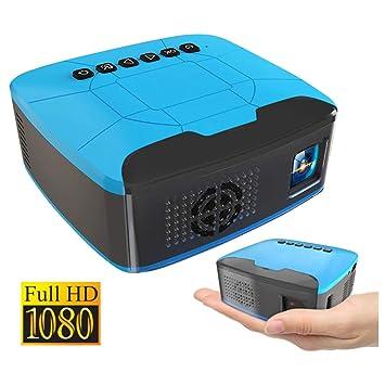 WAOBE Mini proyectores de Video,Smart Mini proyector 1920 x ...