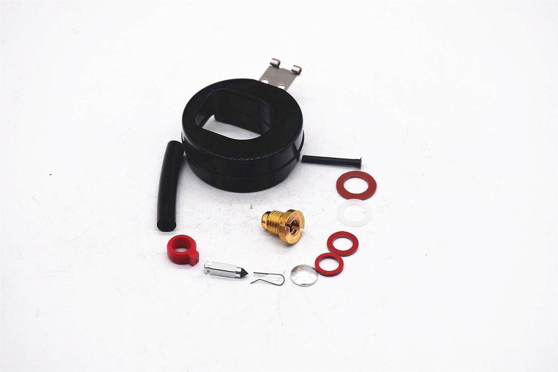 HandyTek Carburetor Rebuild kit for Johnson//Evinrude 6 8 9.9 15 20 HP 0439073