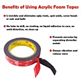 3M 5952 VHB Double Sided Tape - Heavy Duty Mounting