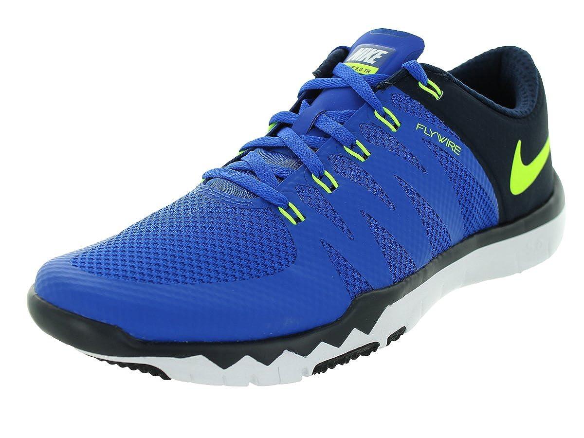 new product 3b994 d5547 NIKE Men's Free Trainer 5.0 V6 Training Shoe
