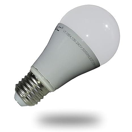 Bombilla LED E27 blanco frío 12W 1055 lm garantía 3 años alta calidad - solo España