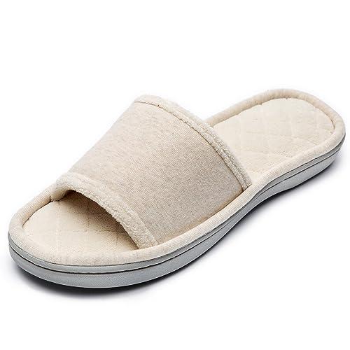 HomeTop Zapatillas de Estar por casa para Mujer: Amazon.es: Zapatos y complementos