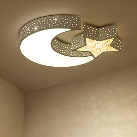 Ali Children S Ceiling Light Led Bedroom Lights Boys Girl Room Warm Princess