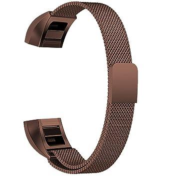 fdd68b07e75d Brofans Correa magnética de Repuesto para Fitbit Alta y Alta HR ...