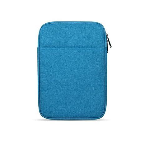 ledmomo 10 pulgadas Tablet PC Funda bolsa de portátil Laptop casquillos Computer Accesorios (Cielo Azul