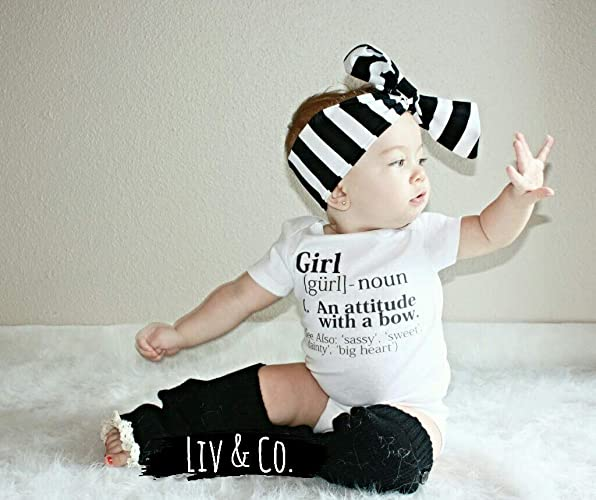 fe7679b8 The Original Girl Definition Infant Newborn Baby Girl Bodysuit Outfit Baby  Girl Clothes Baby Shower Gift For Girl Infant Girl Clothing Toddler Girl  Shirt ...
