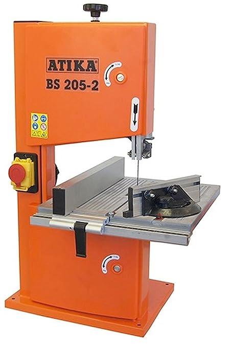 Atika Sierra de cinta, sierra de madera, sierra de mesa BS 205 - 2 ...