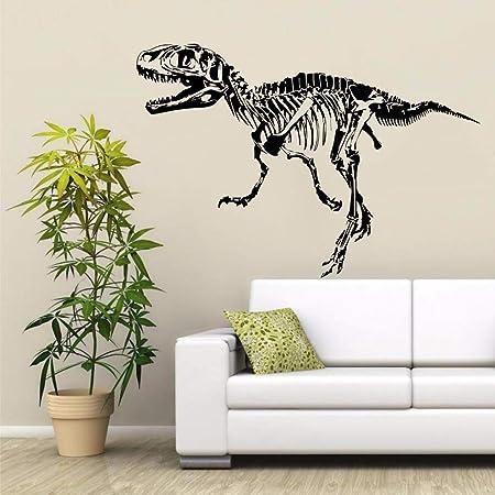 Zaosan Adhesivo de Pared Vinilo Adhesivo Aplique Mural diseño patrón Dinosaurio: Amazon.es: Hogar