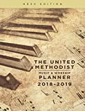 #6: The United Methodist Music & Worship Planner 2018-2019 NRSV Edition (United Methodist Music and Worship Planner)
