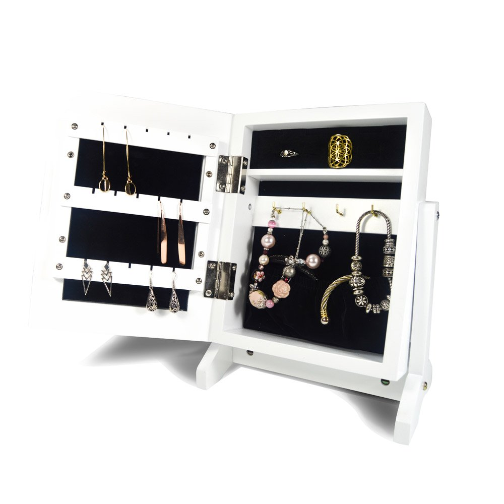 Jocca 3056//MIRRORED Jewelry Organizer by Jocca (Image #3)