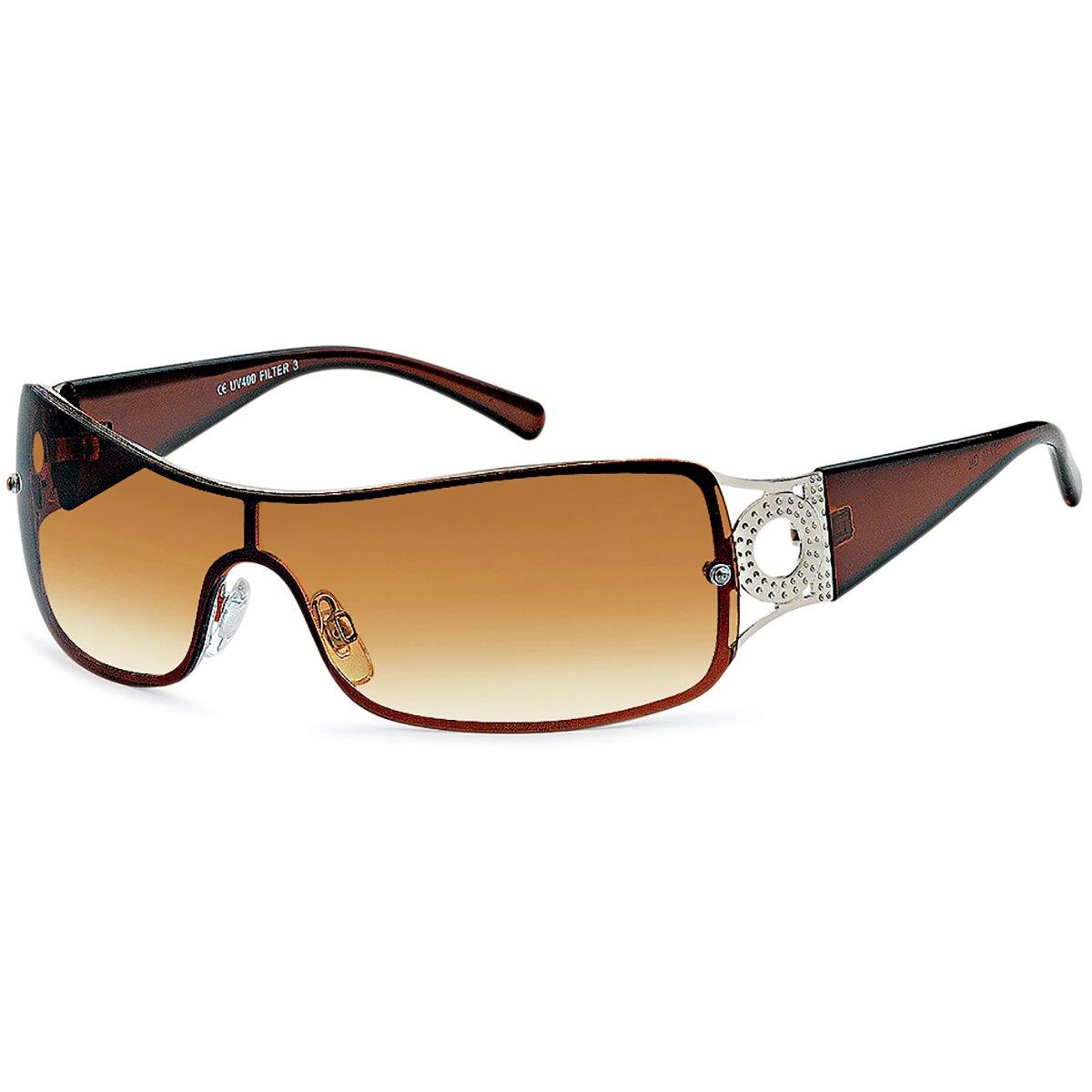 Monocapas Biker Gafas De Sol Gafas De Aviador Gafas De Sol ...