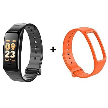 Bescita Smart Watch Montre Bluetooth avec Bracelet pour iPhone X/Samsung S9/ S9 Plus