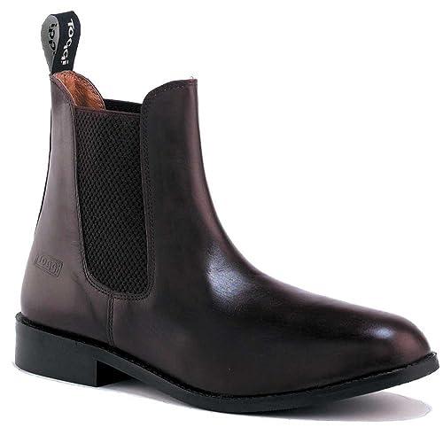 Zapatos marrones Toggi para hombre zhAfS7itf4