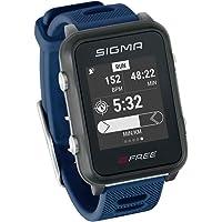 iD.FREE GPS multisporthorloge voor outdoor en navigatie, Smart Notifications, geocaching, hartslagmeting aan de pols…