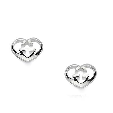 ae8a36d5509 GUCCI EARRINGS EARRINGS LOVE BRITT YBD246573001 new box and warranty   Amazon.co.uk  Jewellery