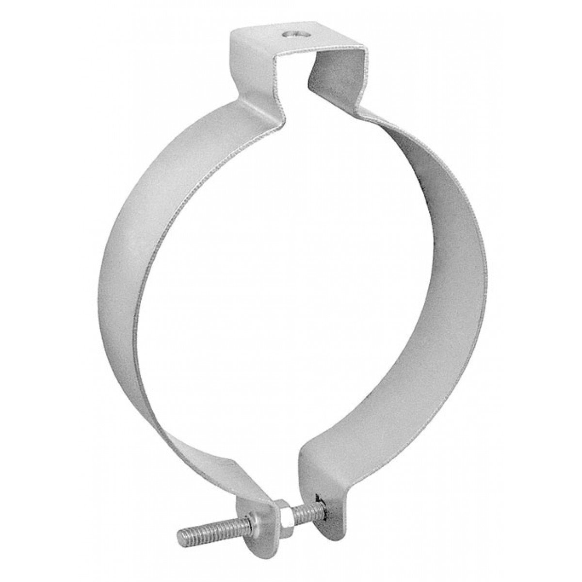 2 Pcs, Stainless Steel Conduit Hanger, 1-1/4 In. Emt, 316Ss Used In Both Wet & Dry Locations to Support Runs of 1-1/4In Rigid/Imc & 1-1/4In Emt Conduits From Ceilings & Walls