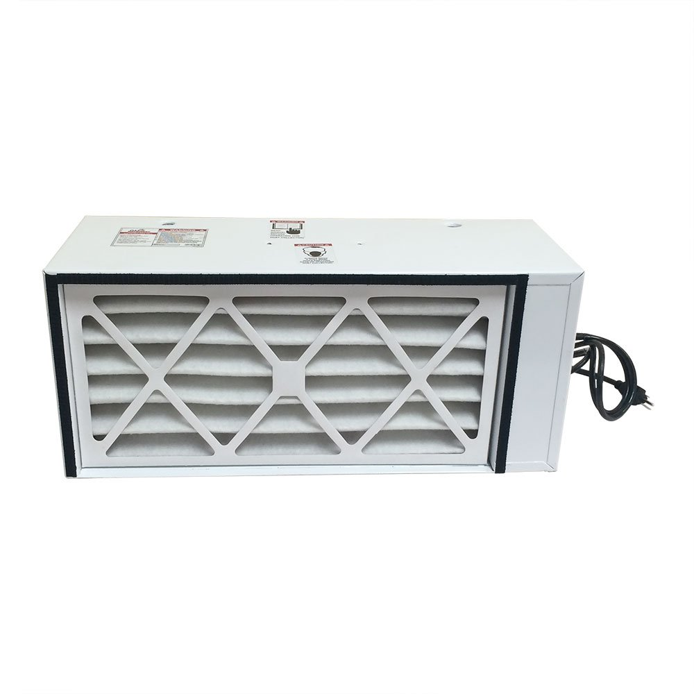 Oasis Machinery DC1700 Portable Air Cleaner 3 Fan Variable Speed