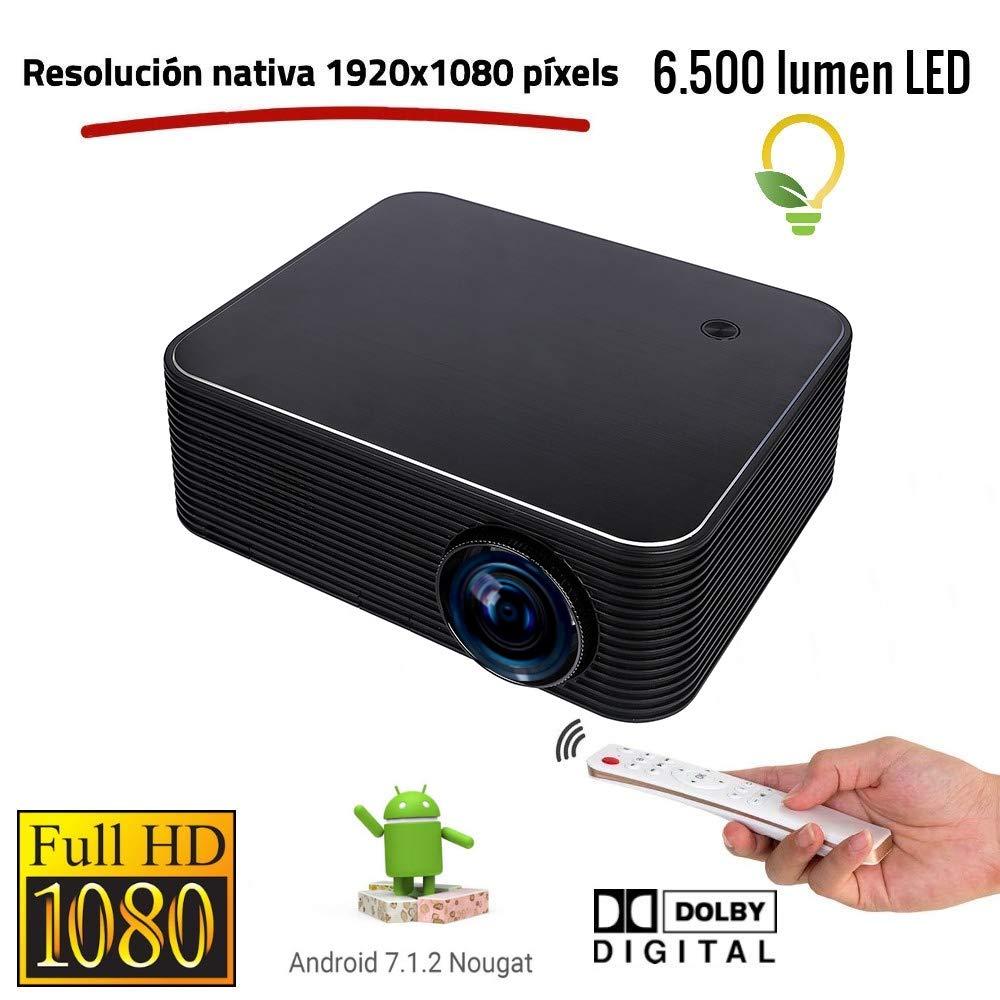 Proyector Full HD Nativo 1080P, XSAGON HL600 (1920x1080 ...