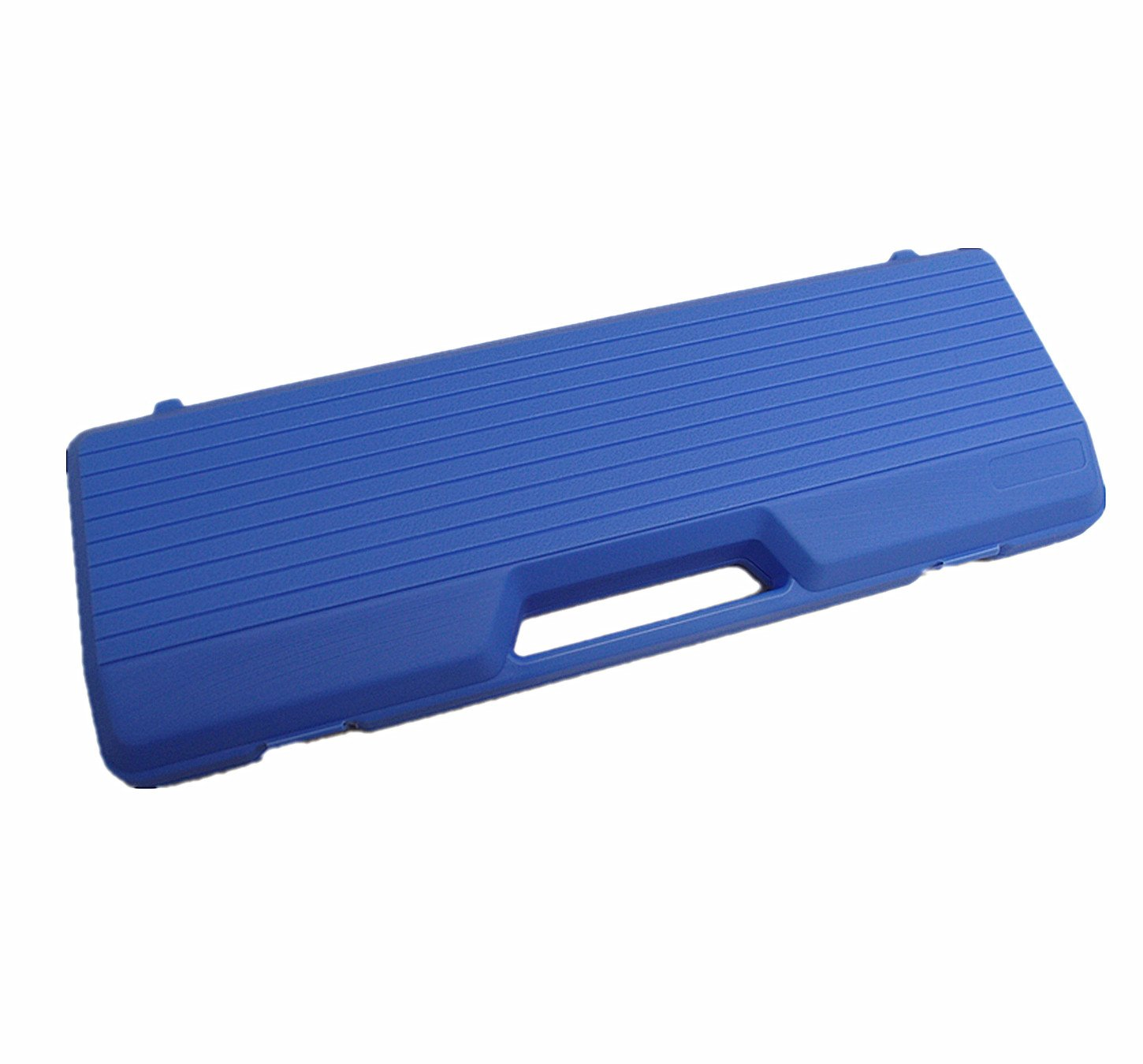Woodnote Brand - Blue Color 37 Key Melodica and & Hard Shell Case by Woodnote