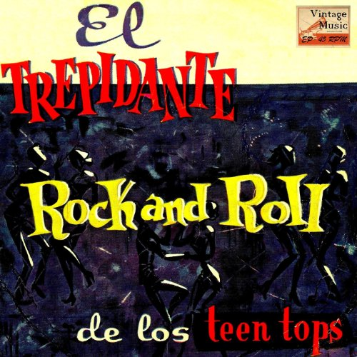 Vintage Rock No. 46 - EP: Rock And Roll Trepidante