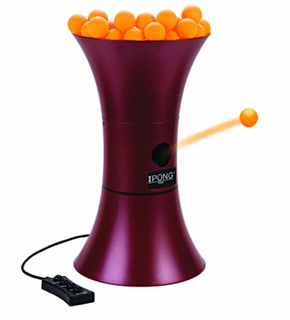 iPong Pro Table Tennis Training Robot with exciting Oscillation and wired remote