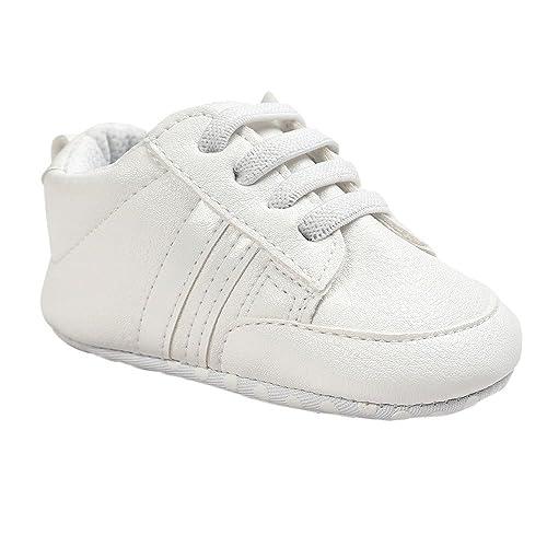 51ca4732007d9 Topgrowth Scarpine Sneakers per Bambini Neonati Antiscivolo Scarpe da  Ginnastica Neonato Ragazzo Ragazze di Prewalker 6