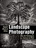 Digital Black & White Landscape Photography : Fine Art Techniques from Camera to Print