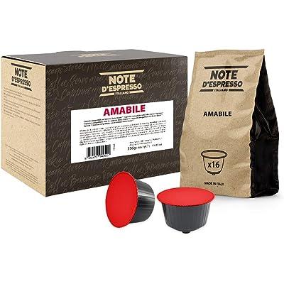 Note D'Espresso Cápsulas de Café Amabile - 48 x 7 g, Total: 336 g