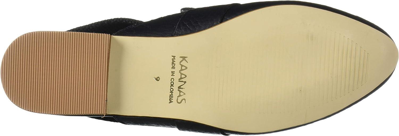 Choose SZ//color Details about  /KAANAS Women/'s Urbino Sling Back Flat Mule Fashion