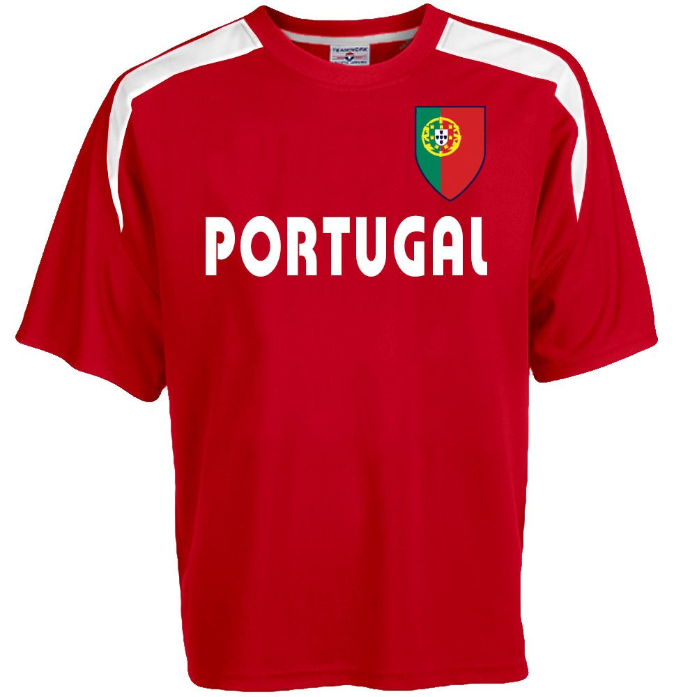 Amazon Custom Portugal Soccer Jersey Personalized With Your