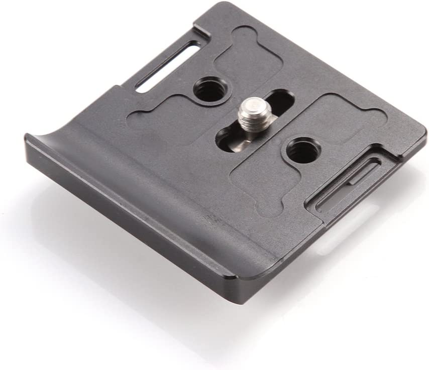 HERSMAY DPG50 QR Camera Quick Release Plate For Canon EOS 1D 1Ds Nikon D4 Battery Grip