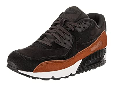 Nike Air Max 90 LX Women s Shoes Tar Black Cider 898512-005 ( 13aaf0c5a