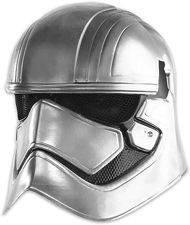 """Máscara para adultos Star Wars: Episodio VII - The Force Awakens/El Despertar de la Fuerza """"Capitán Phasma"""""""