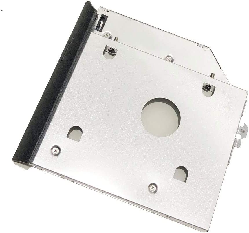 DY-tech 2nd HDD SSD Hard Drive Caddy Adapter for HP ProBook 6560b 6565b