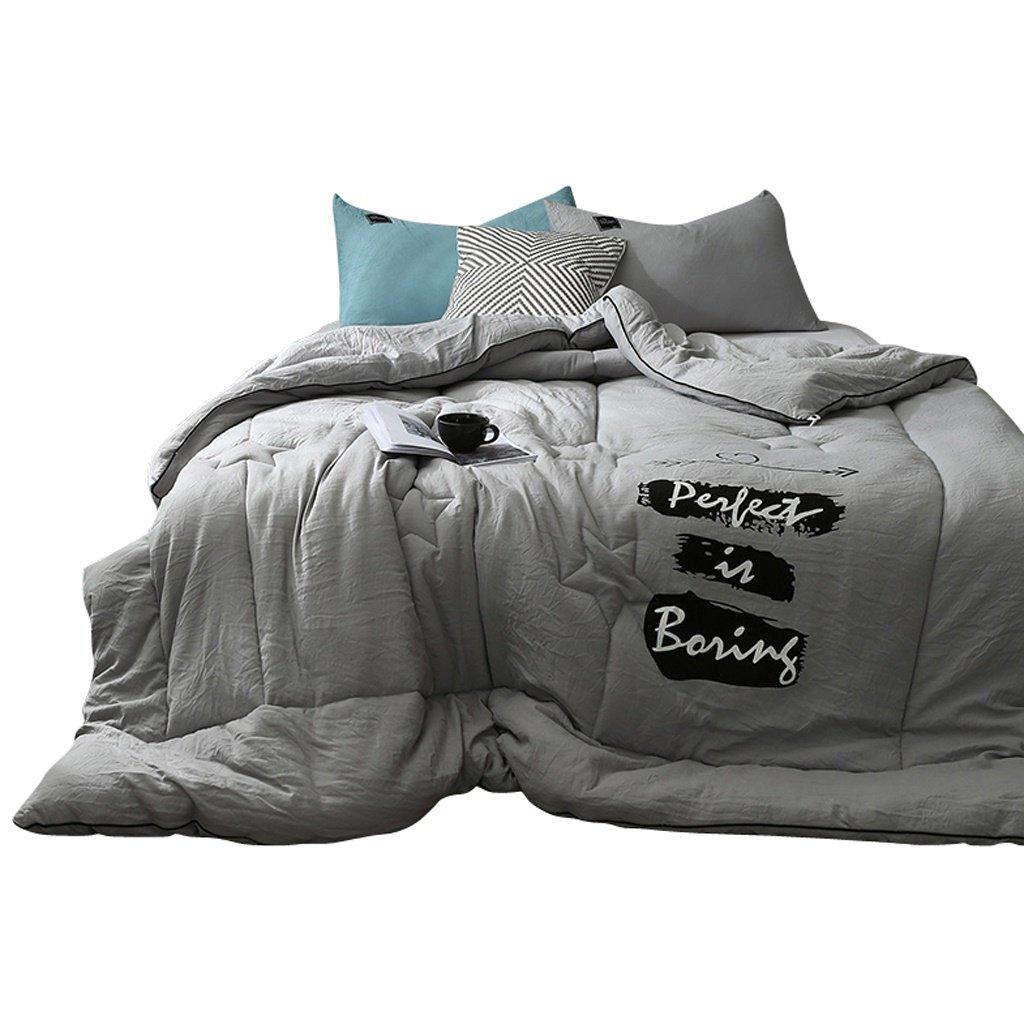 MMM L'hiver Europe du Nord simple épaississement de couette garde au chaud Individuel double étudiant dortoir Chambre