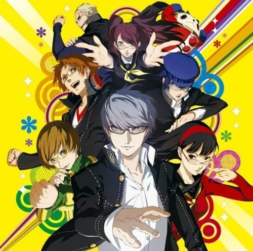 Stand A/v Sony (Persona4 the Golden (Original Soundtrack))