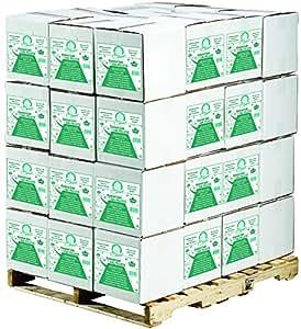 Revestimiento de suelo desnudo bgcsca-40p Granular Ice Melt Premium (Juego de 48), 40lb