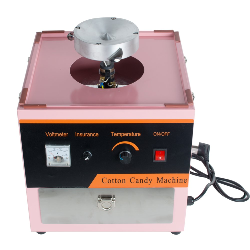 Ovovo Commercial Cotton Candy Machine Electric Cotton Candy Maker for Kids Carnival Party by Ovovo (Image #5)