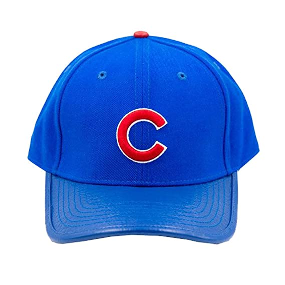 1371308d3ee Image Unavailable. Image not available for. Colour  Pro Standard Men s MLB  Chicago Cubs Club Logo Strapback Hat Blue