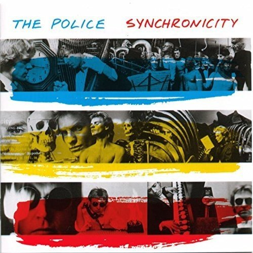 CD : The Police - Synchronicity (Limited Edition, Reissue, HQCD Remaster, Japan - Import)