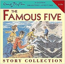 Buy The Famous Five Short Story Collection Famous Five Short
