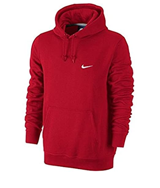 d2c1585003df Nike Mens Club Pull Over Hoodie at Amazon Men s Clothing store
