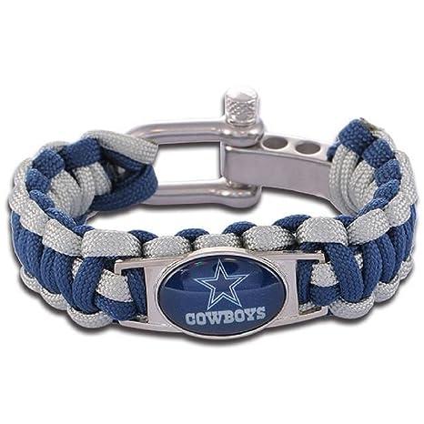 0ea0c8c6844ac Amazon.com : Swamp Fox NFL Dallas Cowboys Adjustable Paracord ...