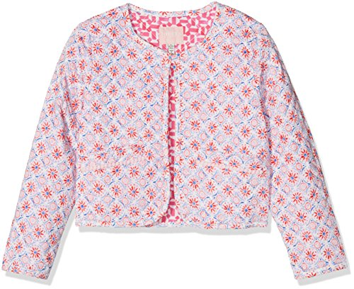 Joules Big Girls' Bibi, Cream Summer Mosaic, 6 by Joules